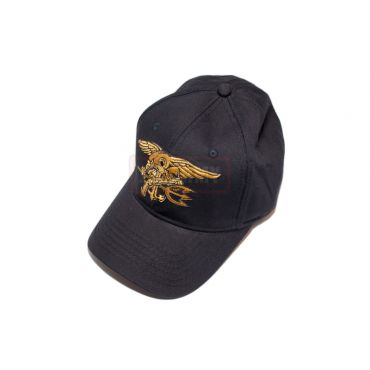 NAVY SEALs Pattern Baseball Cap ( BK )