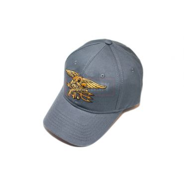 NAVY SEALs Pattern Baseball Cap ( Gray )