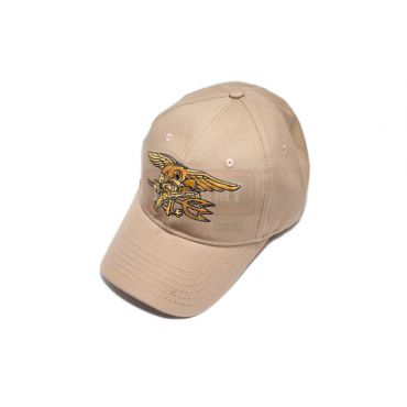 NAVY SEALs Pattern Baseball Cap ( TAN )