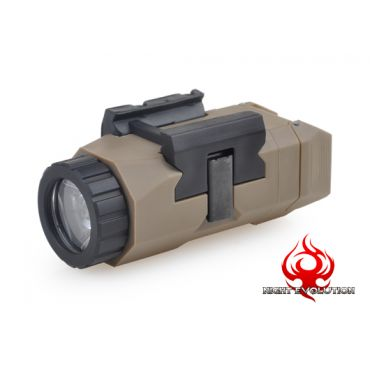 NE APL Tactical Pistol Flashlight ( DE )