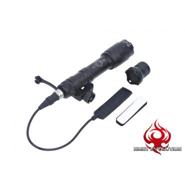 NE 600c SCOUTLIGHT LED FULL VERSION ( BK )