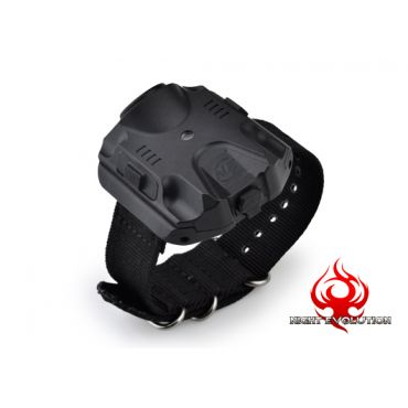 NE Variable-Output LED WristLight ( BK )