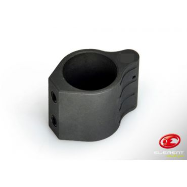 Element low profile gas block