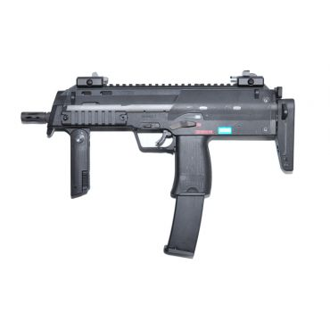 New Wave Small Rice 7 Airsoft Gas Blowback ( GBB ) ( BK ) ( WE SMG ) MP