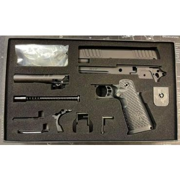 Nova CNC Full Kit **2011 Staccato-P RMR Version for Tokyo Marui TM Hi-Capa 5.1 Airsoft GBB Series ( Black Limited Edition )