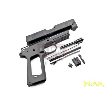 Nova SFA Champion Operator Aluminum Frame & Slide Kit for Marui Airsoft 1911 / MEU series