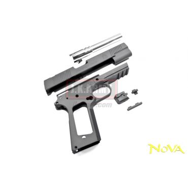 Nova SFA Loaded Operator Aluminum Frame & Slide Kit for Marui 1911 / MEU series