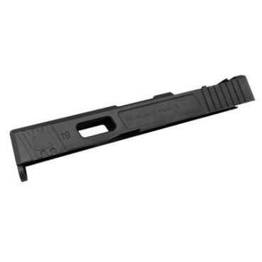 NOVA S19 Tier1 RMR Silde set for Umarex / VFC / Stark Arms Airsoft G19 GBB Series ( Black )