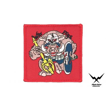 NSWDG War Pigs Patch DEVGRU ( Red ) ( Free Shipping )