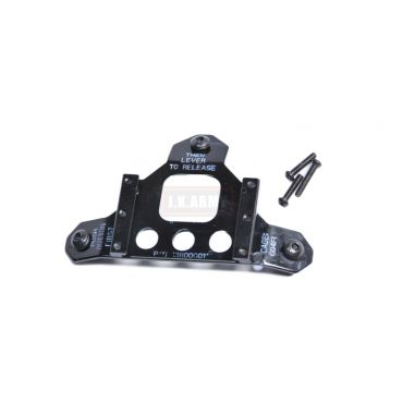 New version NVG Helmet Mount for IBH (Black)