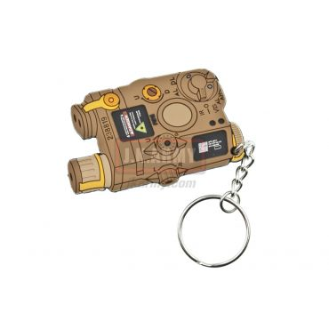 PEQ15 LA5 Tan Style Mini Key Chains