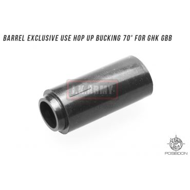 Poseidon Barrel Exclusive use Hop up Bucking 70° for GHK GBB ( 1pcs/set ) ( PG-HK1