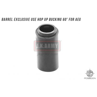 Poseidon Barrel Exclusive use Hop up Bucking 60° for AEG ( 1pcs/set )