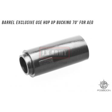 Poseidon Barrel Exclusive use Hop up Bucking 70° for AEG ( 1pcs/set )