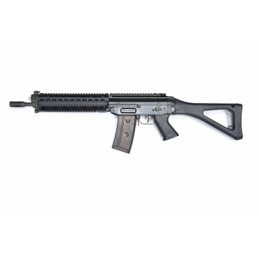 GHK 551 Tactical GBBR (QPQ) (Black)