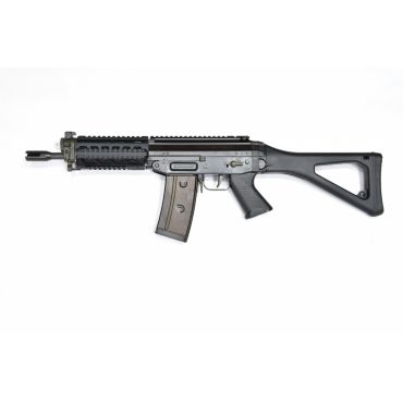 GHK 553 Tactical GBBR (QPQ) ( Black )