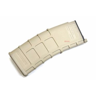 GHK 40rds GMAG Gas Magazine for GHK G5 / M4 GBBR ( Tan )