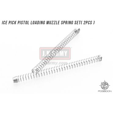 Poseidon ICE PICK Pistol Loading Muzzle Spring Set( 2PCS ) ( Marui / WE System Only )