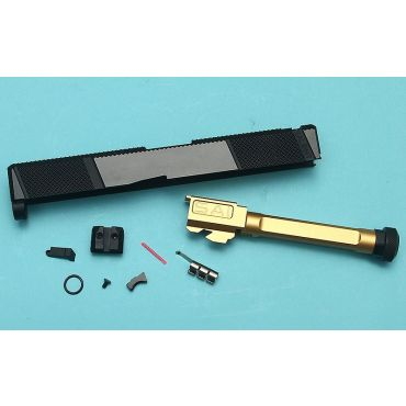 EMG SAI™ Utility Slide Kit Build for TM Model 17 GBBP ( BK )