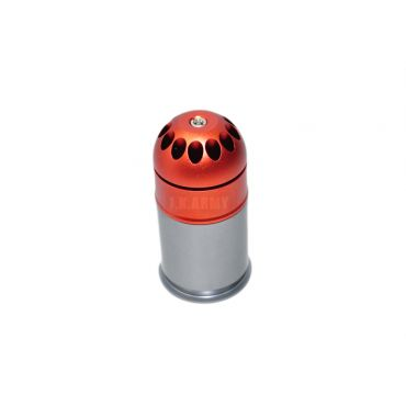 PPS 72 Rounds 40mm Airsoft Grenade Cartridge ( Red )