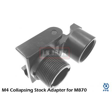 PPS M4 Collapsing Stock Adapter for M870
