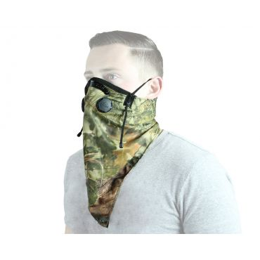 ATV Tek Pro Series Bandana Dust Mask - Kings Mountain Shadow Camo ( BDMCAMO )