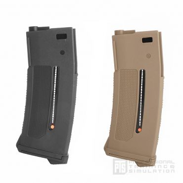 PTS Enhanced Polymer Magazine 1 EPM1 for AEG ( Black / DE )
