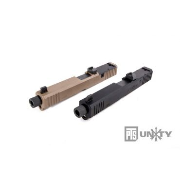 PTS® Unity Tactical Atom™ Slide Kit For TM G17 ( BK / DE )