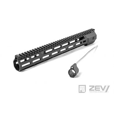 PTS ZEV Wedge Lock [ M-LOK ] Handguard Rail 14""