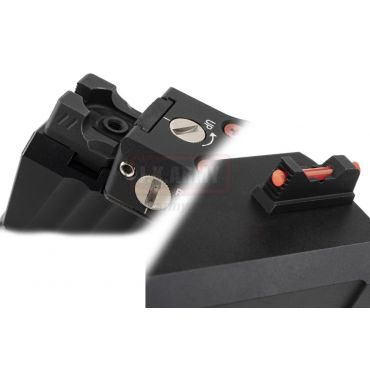 PTS ZEV Combat Sight ( Front & Rear ) - TM G Model Series