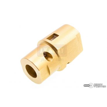 Ready Fighter KJW KC02 Hop Up Chamber Conversion - CNC Aluminium ( Gold )