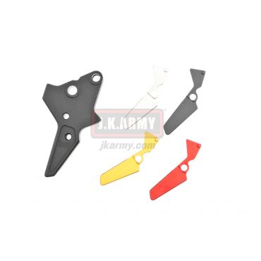 Ready Fighter S Style Trigger For Marui M&P 9 ( BK )