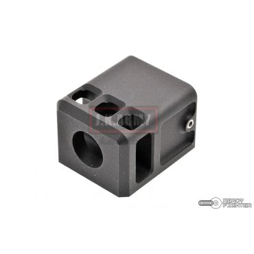Ready Fighter TB Style V2 Micro Comp 14mm CW / CCW Thread ( Black )