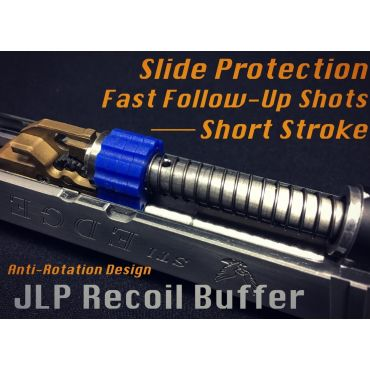 JLP Recoil Buffer for Hi-Capa / 1911 ( Polymer ) ( 8  in 1 Pack )