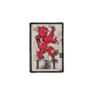 Red Lion AOR1 Patch