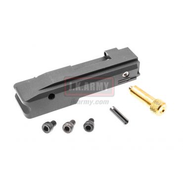 RGW CNC Aluminum Bolt Carrier for KJ KC-02 ( Black ) ( KC02 )