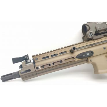 RGW M LOK Rail Kit for Cybergun WE SCAR GBBR ( DE )