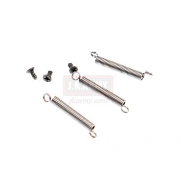 Pro-Arms Airsoft 130% Air Nozzle Spring Set For VFC G19X / G19 GEN4