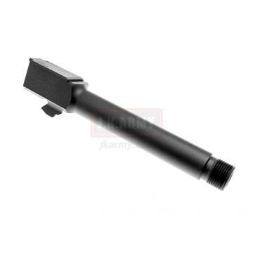 Pro-Arms Airsoft Aluminum 14mm CCW Threaded Outer Barrel for Umarex G17 / G17 Gen 4 GBBP