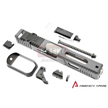 RWA Agency Arms Urban Combat Slide Set ( Cerakote Agency Grey )