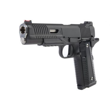 RWA NIGHTHAWK CUSTOM AGENT 2 GBB Pistol ( CERAKOTE Black ) ( TM 1911 System ) ( Limited Edition )