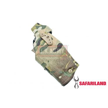 Safariland Model 6354DO ALS Optic Tactical Holster for Red Dot Optic ( Type: Glock 34 w/X300U QLS )