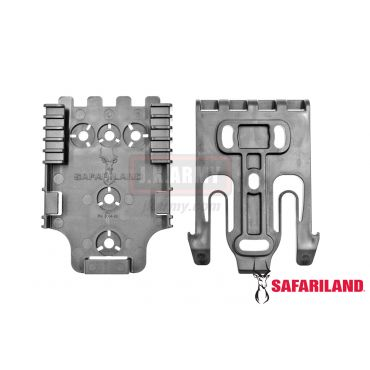 Safariland Quick Locking System Kit QLS ( Black )