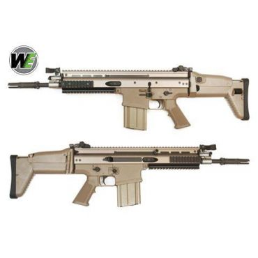 WE SCA Heavy Airsoft GBB Rifle  ( DE ) ( MK17 )