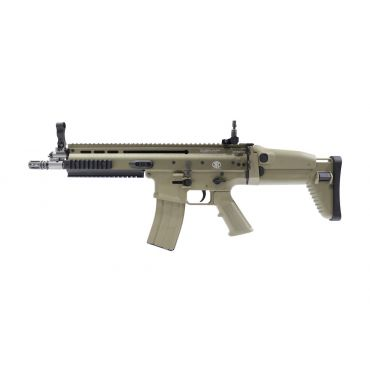 Cybergun SCAR-L GBB Rifle ( DE ) ( FN Herstal Officially Licensed ) ( WE )