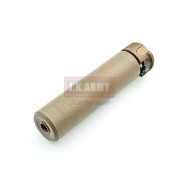 "Socom556 6.7"" Dummy Silencer with Flash Hider ( 14CCW ) ( DE )"