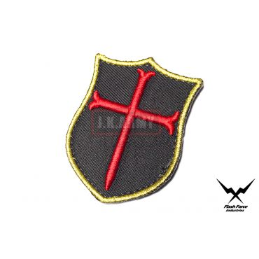 SEAL Team 6 NSWDG 3D Mini Crusader Patch DEVGRU