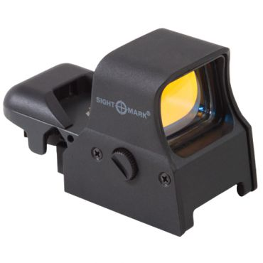 Sightmark Ultra Shot Reflex Sight QD Digital Switch ( Red Dot ) ( 4 Pattern )