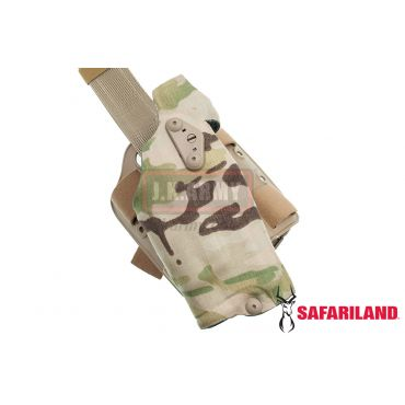 Safariland Model 6354DO ALS Optic Tactical Holster for Red Dot Optic ( Type: Glock 17 w/X300U QLS )