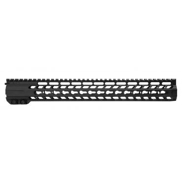 "SLR 15"" Solo Lite Keymod Rail ( Black ) ( For TM Type AEG )"